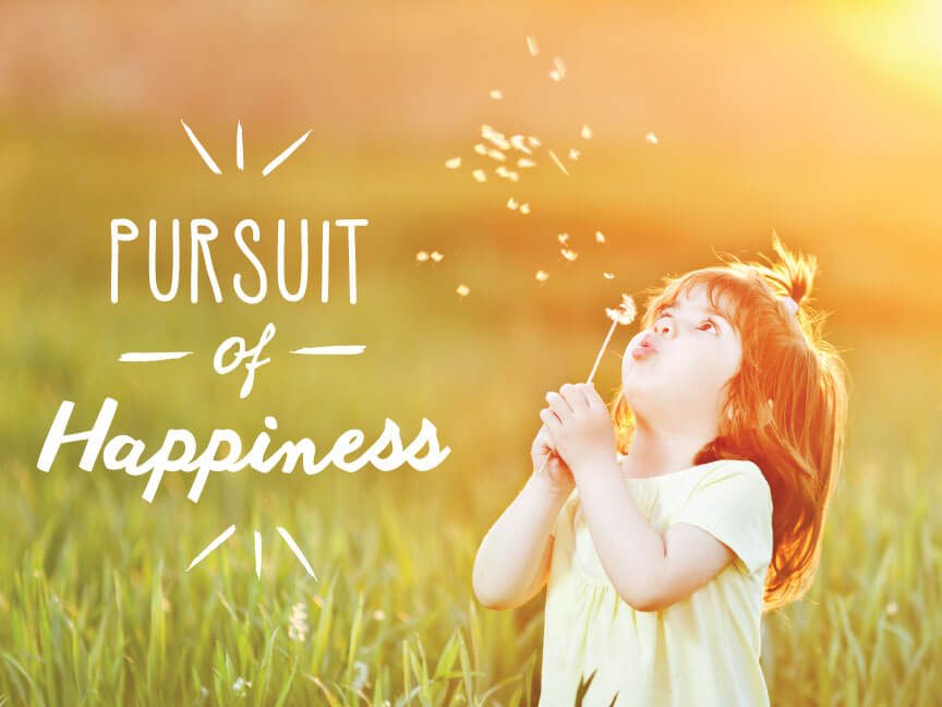 """""""The Pursuit of Happiness"""" Week 4"""