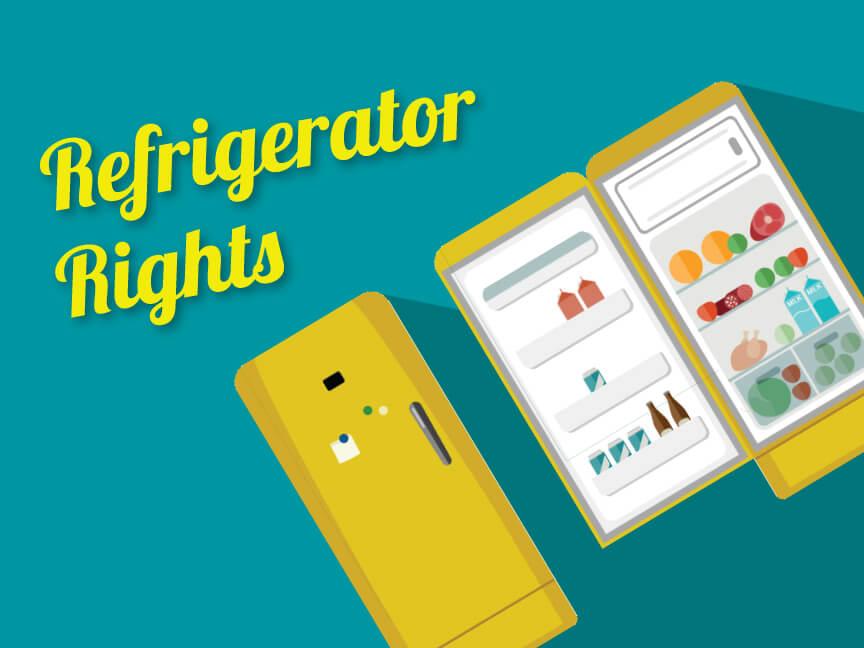 Refrigerator Rights Week 4