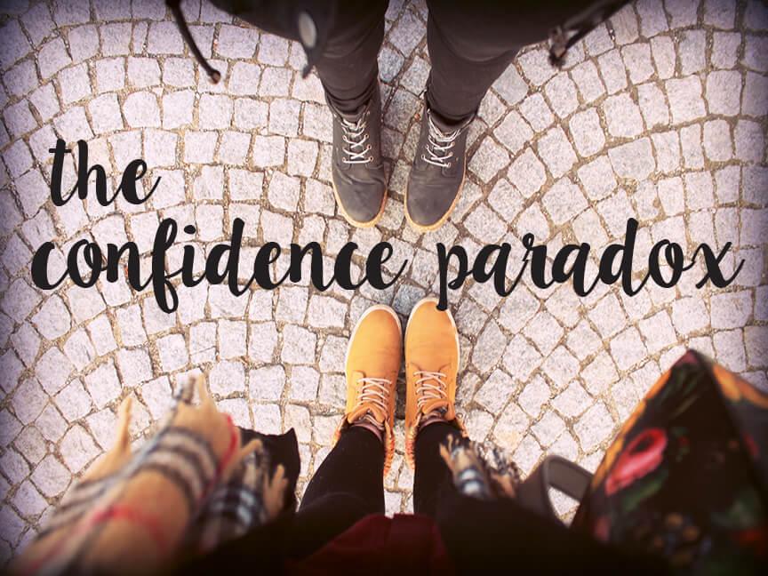 Confidence Paradox-