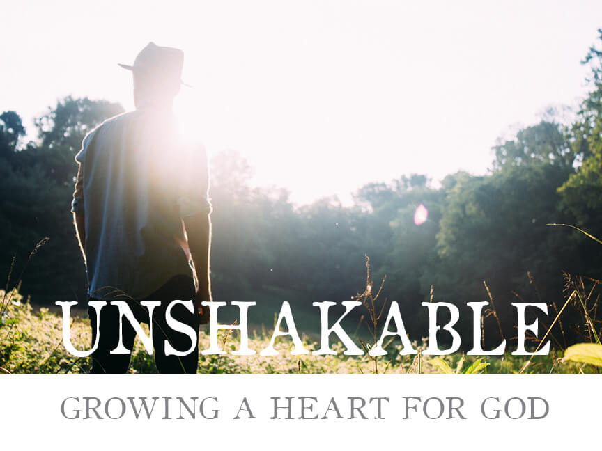 Unshakable Week 4