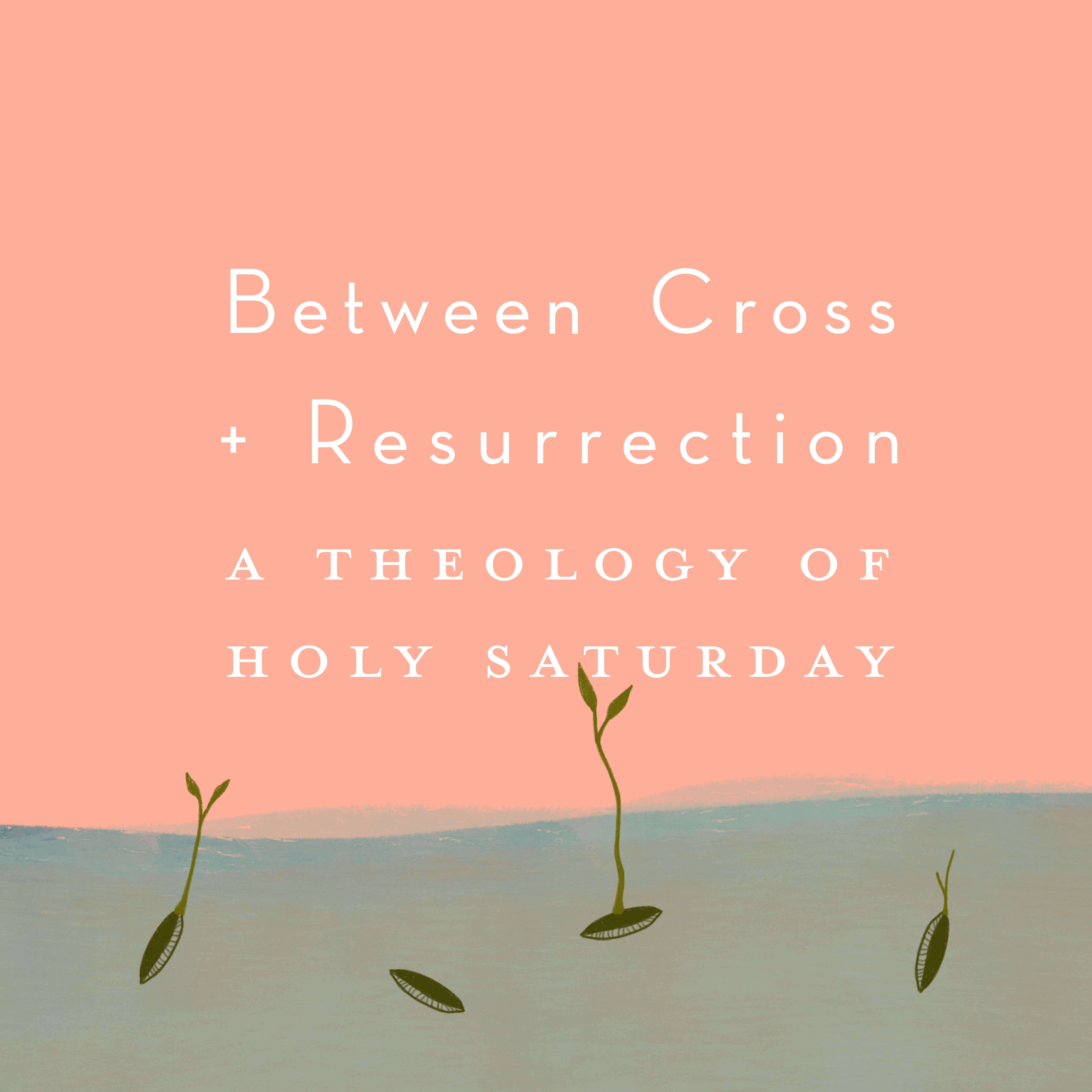 Between Cross & Resurrection:  Palm Sunday