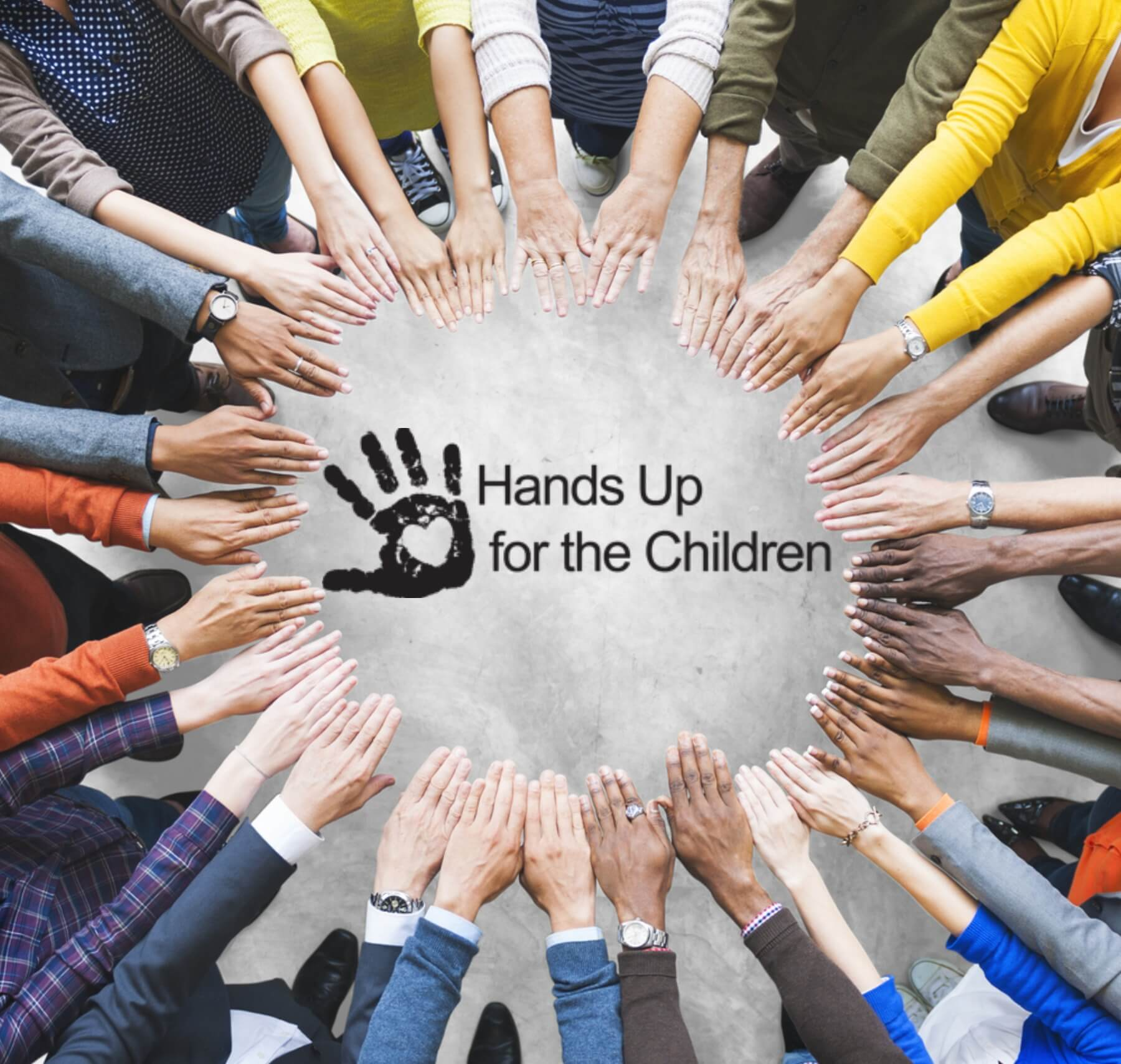 Hands Up for the Children